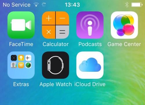 iOS 9_New iCloud Drive App