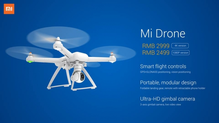 Mi Drone_Price