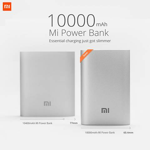 Mi Power Bank 10000 mAh