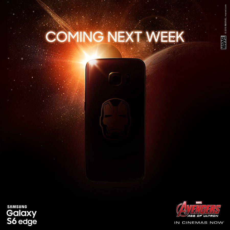 Samsung Galaxy S6 Iron Man Edition Release Date