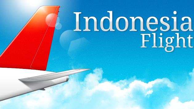 Indonesia Flight