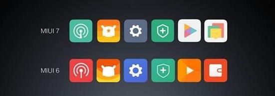 MIUI 7_MIUI 6_Icon