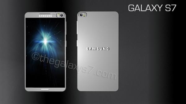 Samsung Galaxy S7_Concept