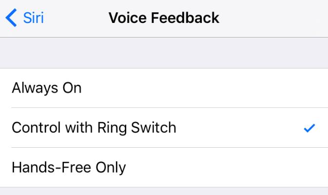 iOS 9_Silent Siri