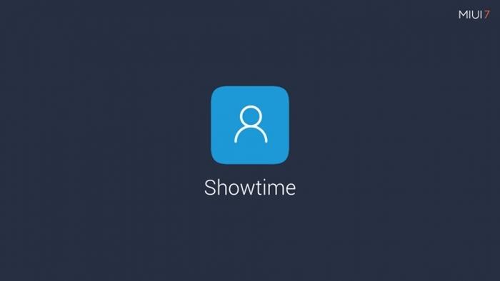 MIUI 7_Showtime