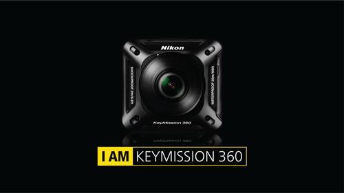 Nikon Action Cam KeyMission 360