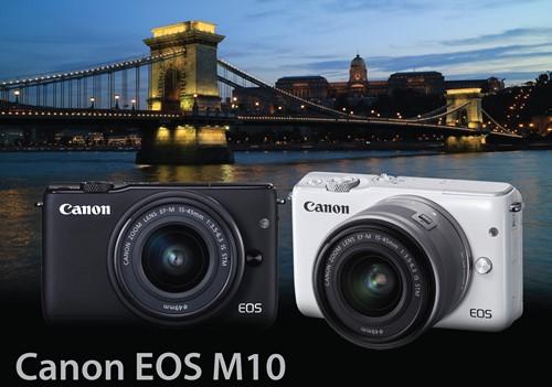 2016-01-0000- PRESS RELEASE CANON M10.indd