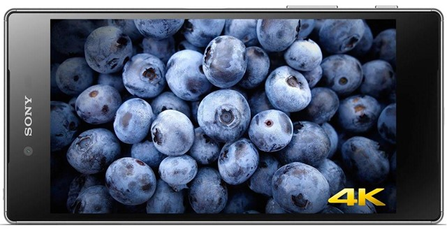 Smartphone 4K Display