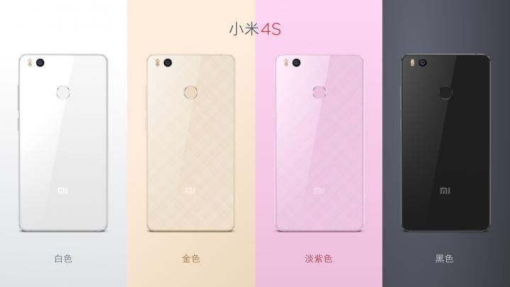 Warna_Xiaomi Mi 4s