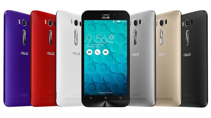 Harga Terbaru ASUS Zenfone 2 Laser ZE500KG