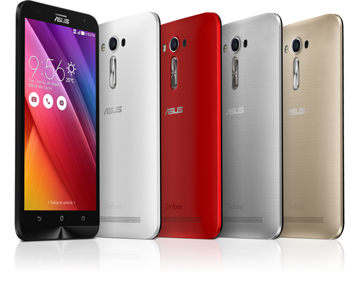 Harga terbaru ASUS Zenfone 2 Laser ZE550KL