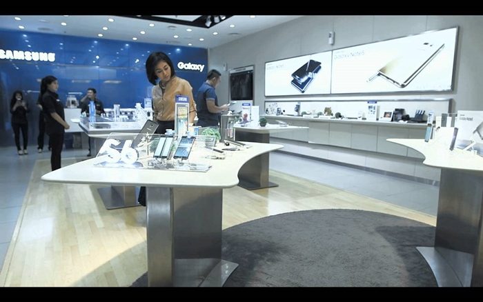 Samsung Experience Store Indonesia