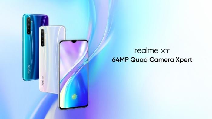 Realme Beri Jaminan Hasil Foto Terbaik dengan 64MP Quad Camera di Realme XT